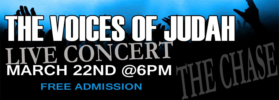 LIVE CONCERT – The Voices of Judah