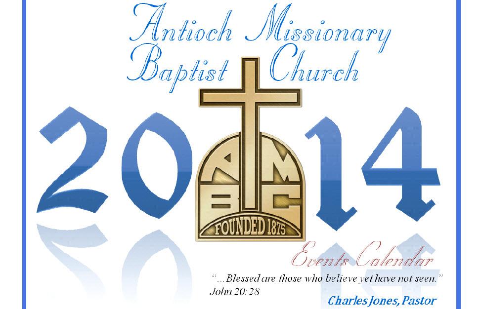 2014 AMBC Calendar