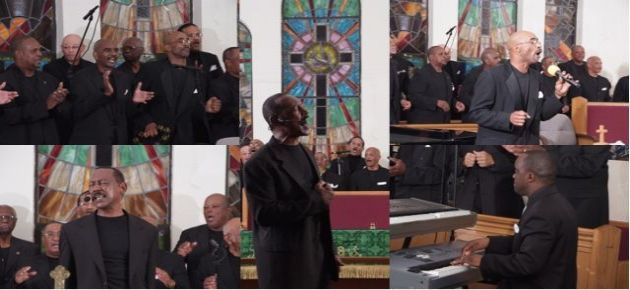 Mt. Zion Male Voice Choir from the Island of Bermuda